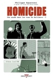 Philippe Squarzoni - Homicide Tome 3 : 10 février - 2 avril 1988.