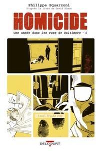 Meilleur ebooks à télécharger gratuitement Homicide, une année dans les rues de Baltimore T04  - 2 avril - 22 juillet 1988 in French