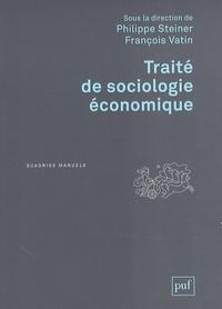 Philippe Steiner - Traité de sociologie économique.