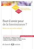 Philippe Svandra - Faut-il avoir peur de la bientraitance ? - Retour sur une notion ambiguë.