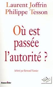 Philippe Tesson et Laurent Joffrin - .