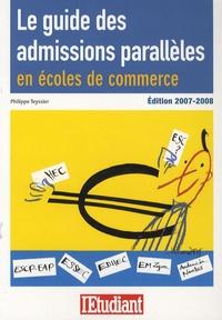 Deedr.fr Le guide des admissions parallèles en écoles de commerce Image