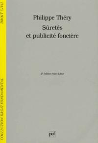 Suretes Et Publicite Fonciere 2eme Edition Philippe Thery