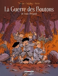 Philippe Thirault - La Guerre des boutons.