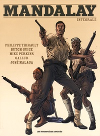 Philippe Thirault - Mandalay Intégrale : .
