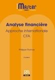 Philippe Thomas - Analyse financière - Approche internationale - CFA.