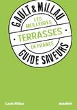 Philippe Toinard - Les meilleures terrasses de France.