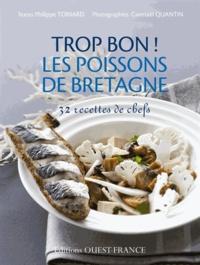 Philippe Toinard - Les poissons de Bretagne.