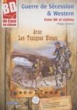 Philippe Tomblaine - Guerre de Sécession & Western - Entre BD et cinéma. 1 Cédérom