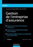 Philippe Trainar et Patrick Thourot - Gestion de l'entreprise d'assurance.