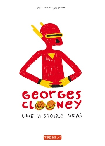Georges Clooney - 9782756042947 - 11,99 €