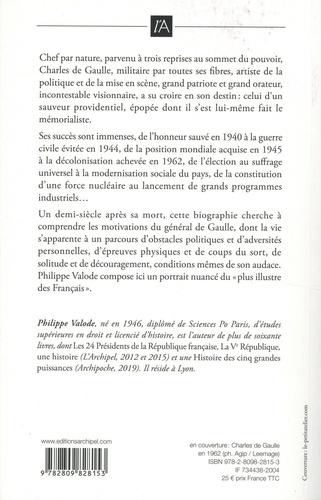 Charles de Gaulle. Un homme dans l'histoire (1890-1970)