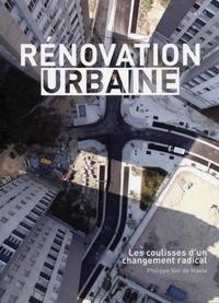 Histoiresdenlire.be Rénovation urbaine (2002-2009) - Les coulisses d'un changement radical Image