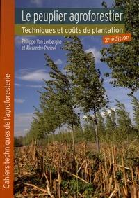 Philippe Van Lerberghe et Alexandre Parizel - Le peuplier agroforestier.
