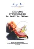 Philippe Vanschepdael - Anatomie et physiologie du sabot du cheval.