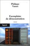 Philippe Vasset - .