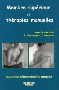 Histoiresdenlire.be Membre supérieur et thérapies manuelles Image