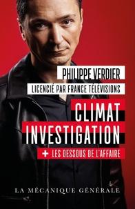 Philippe Verdier - Climat investigation.
