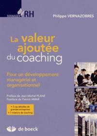 La valeur ajoutée du coaching - Pour un développement managérial et organisationnel.pdf