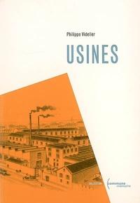 Philippe Videlier - Usines.