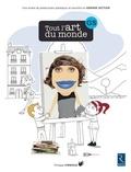 Philippe Virmoux - Tout l'art du monde GS - Une année de production plastiques et visuelles en Grande Section. 1 Cédérom