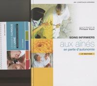 Philippe Voyer - Soins infirmiers aux aînés en perte d'autonomie ; L'examen clinique de l'aîné - 2 volumes.