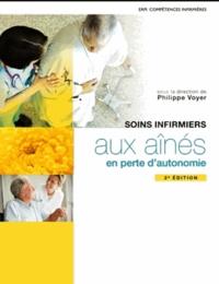 Philippe Voyer - Soins infirmiers aux aînés en perte d'autonomie.