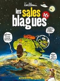 Philippe Vuillemin - Les sales blagues de l'Echo Tome 16 : .