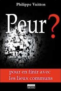 Philippe Vuitton - Peur ?.