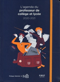 Philippe Watrelot et Yorick Froelhy - L'agenda du professeur collège et lycée.