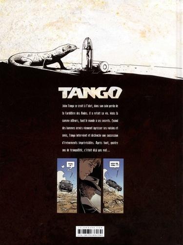 Tango Tome 1 Un océan de pierre