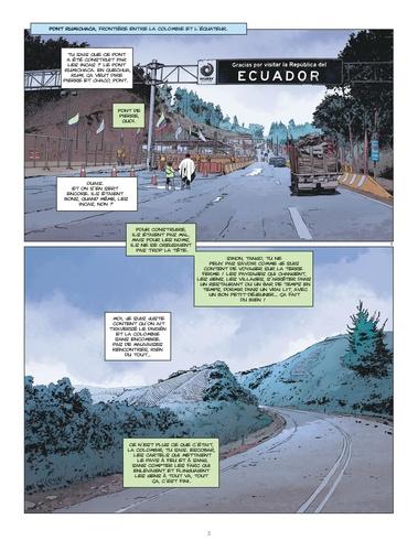 Tango Tome 4 Quitte ou double à Quito