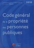 Philippe Yolka - Code général de la propriété des personnes publiques.