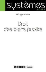 Droit des biens publics - Philippe Yolka pdf epub
