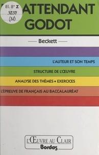 Philippe Zard et Christian Gambotti - En attendant Godot, Beckett.