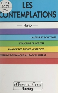 Philippe Zard et Laurence Perfézou - Les contemplations, Hugo.