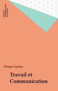 Philippe Zarifian - .