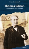 Philippe Zoummeroff - Thomas Edison - L'homme au 1093 brevets.