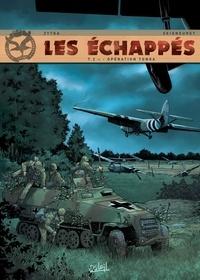 Philippe Zytka - Les Échappés T02 - Opération Tonga 2/2.