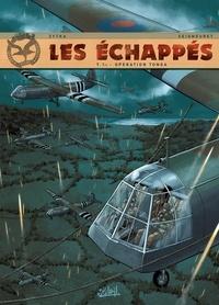 Philippe Zytka et Laurent Seigneuret - Les échappés - Tome 1, Opération Tonga.