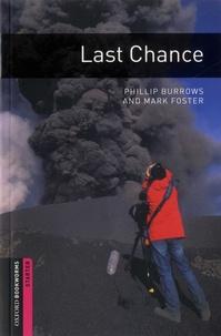 Phillip Burrows et Mark Foster - Last Chance.