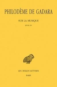 Sur la musique - Tomes 1 et 2, Livre IV.pdf