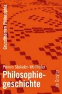 Philosophiegeschichte.