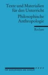 Deedr.fr Philosophische Anthropologie - Für die Sekundarstufe II Image