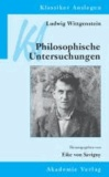 Philosophische Untersuchungen.