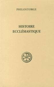 Philostorge - Histoire ecclésiastique.