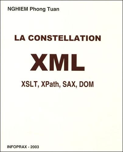 La Constellation Xml Xslt Xpath Sax Dom