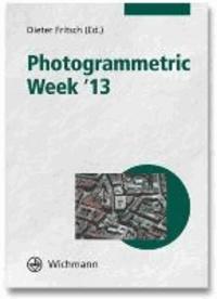 Photogrammetric Week '13.