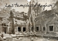 Photographies loulou Moreau - CALVENDO Places  : Les temples d'Angkor (Calendrier mural 2017 DIN A4 horizontal) - Les fabuleux temples d'Angkor au Cambodge. (Calendrier mensuel, 14 Pages ).