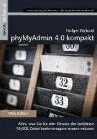 phpMyAdmin 4.0 kompakt.